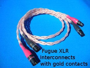 Fugue XLR Gold