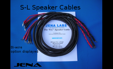 SL speaker cable