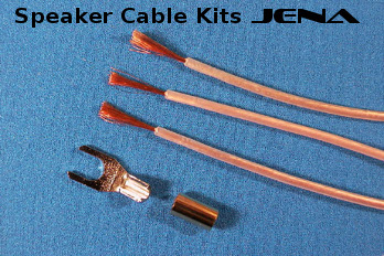 speaker cable kits